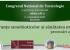 Congresului Național de Toxicologie cu participare internațională. 3-4 noiembrie 2017