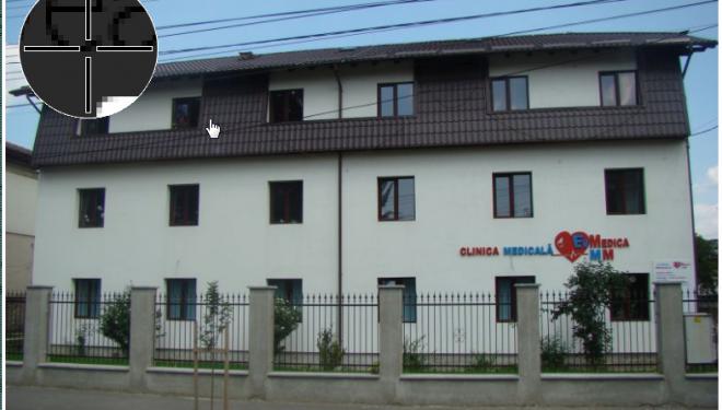 Eugenia Stănărângă, medic de medicina muncii în DSP Prahova, are o firmă cu profil identic.