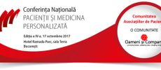 Asociațiile de pacienți din întreaga țară se reunesc pe 17 octombrie, la București.