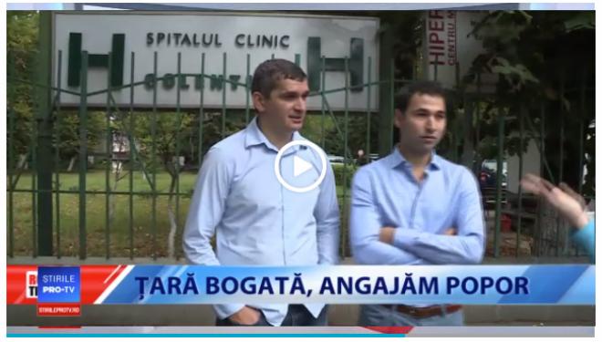 Marea dramă a societății românești. Medicii specialiști pleacă peste hotare sau merg exclusiv în sistemul privat