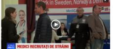 Medicii români, recrutați de țările din Europa. Salarii de mii de euro și cazare gratis