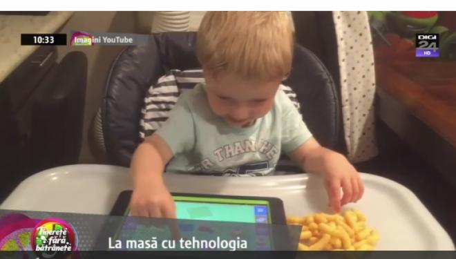 Obiceiul alimentar al copiilor care poate duce la autism virtual.