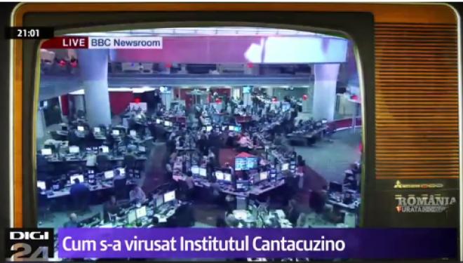 România furată. Cum s-a prăbuşit Institutul Cantacuzino în plin succes pe piaţa vaccinurilor.