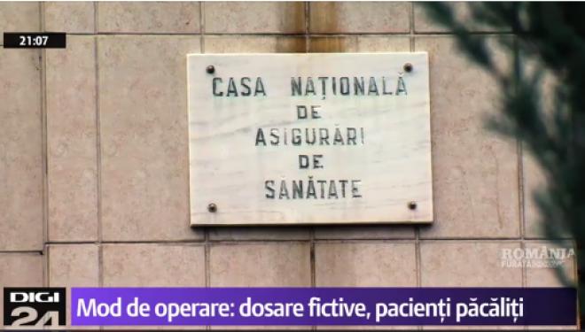 România furată: Rețeta prin care au fost furați 3 milioane de euro, cu prețul vieții unor pacienți
