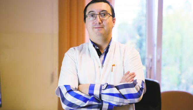 Dr.Valentin Pîrvuţ: În colica renală trebuie sistat consumul de lichide