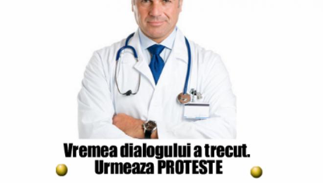 Coaliția SOLIDARI PENTRU SANATATE anunță proteste!