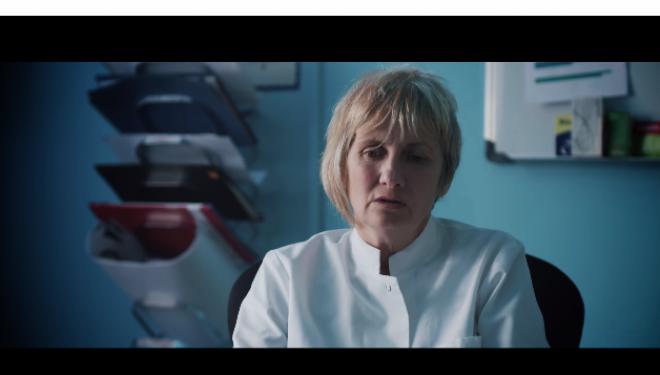 VIDEO: Dr. Otilia Țigănaș. medic de familie în Hășmaș, jud Arad.