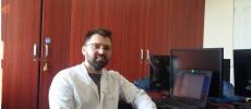 """INTERVIU Dan Cristian Paul, medic rezident: """"Îmi place, deocamdată, în ţara mea şi mă simt fericit"""""""