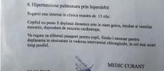 """Reacție halucinantă a CAS Prahova într-o situație de viață sau de moarte a unui bebeluș grav bolnav: """"Reveniți mâine!"""""""