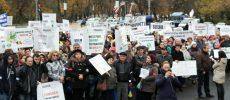 Proteste medici. Tudose: Din păcate, au dreptate