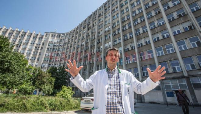 Aparatură de milioane de euro pentru Spitalul Județean Craiova