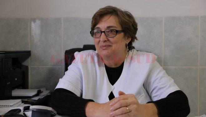 Anca Constantinescu, comoară pentru mii de pacienţi