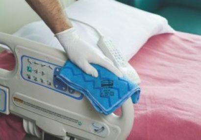 Dispozitive moderne pentru curăţenie exemplară în spitale. Vezi cum se detectează urmele de mizerie