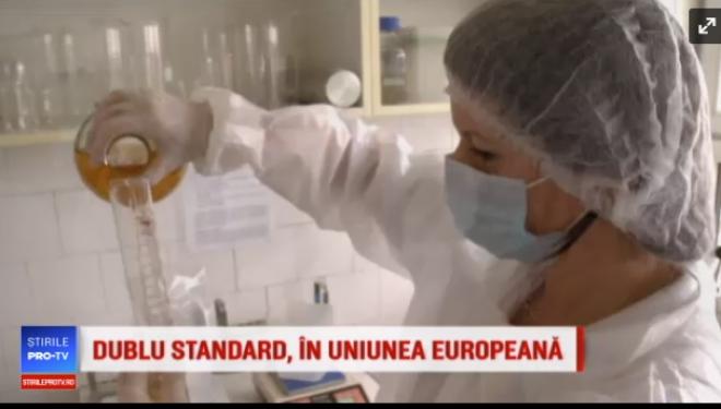 """""""Standardul pentru est"""", recunoscut oficial de Parlamentul European. Se va crea o listă neagră"""