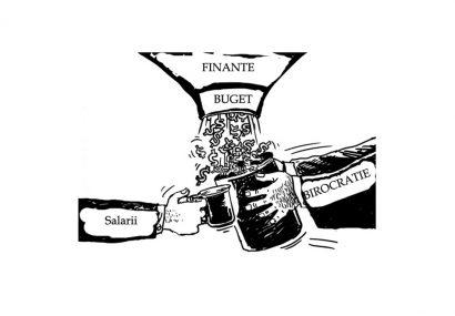 Guvernul face o haiducie – ia din sporuri, ca n-are bani de salarii