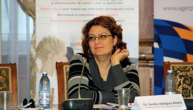 """Dr Sandra Alexiu: """"În cinci ani, medicina de familie nu va mai exista"""""""
