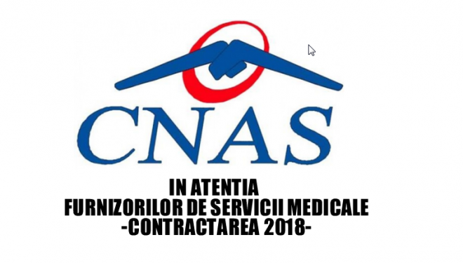 ALERTA – DOCUMENTE ACTUALIZATE pentru Contractare MEDICINA de FAMILIE 2018