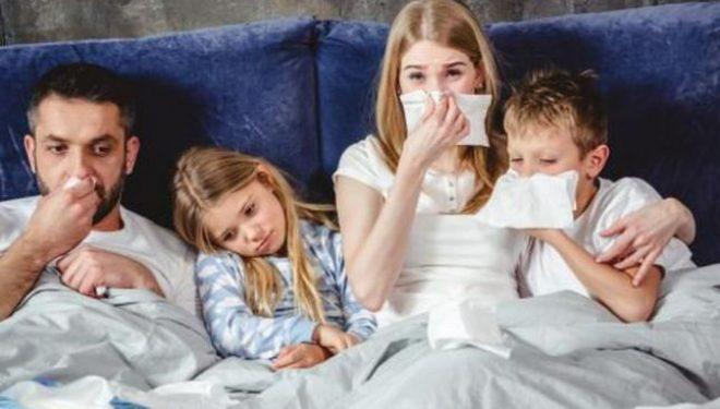 Răceală sau gripă? Află cum le deosebeşti