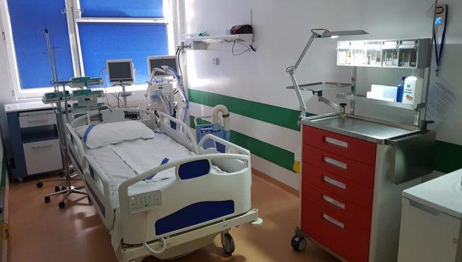 Investiţie din sponsorizări: două paturi pentru marii arşi la spitalul din Braşov