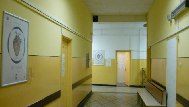 """Institutul de boli pneumologice """"Marius Nasta"""" a închis o secție veche de peste 100 de ani. Ce capacitate de internare avea"""