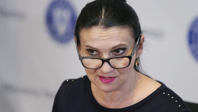 """Sorina Pintea a fost în control la unul dintre cele mai reclamate spitale din țară. """"Nu mi-a plăcut ce am văzut"""""""