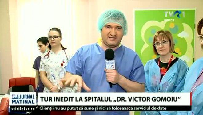 """Dotări moderne într-o unitate sanitară nouă. Imagini din spitalul """"Dr. Victor Gomoiu"""""""