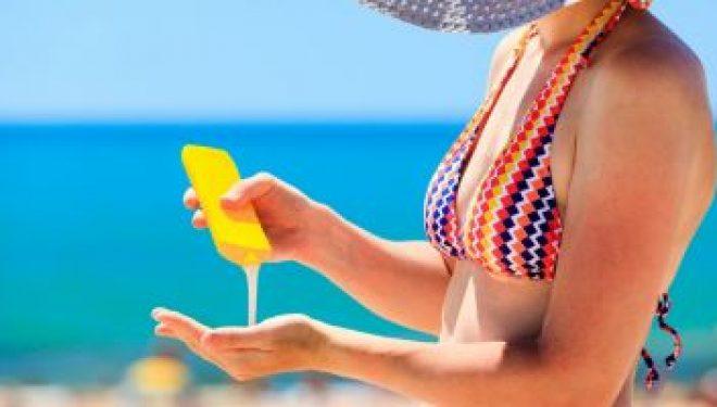 Cremele de protecţie solară ajung în sânge după o zi de la aplicare. Studiu