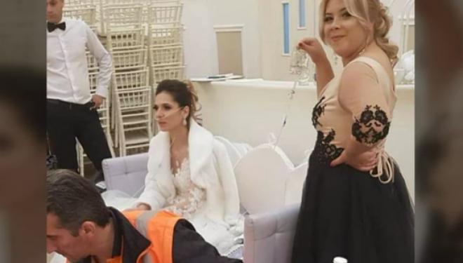 Nuntă cu mireasa conectată la aparatul de respirat! Tânăra are nevoie urgent de transplant