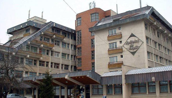 Acuzații: Taxă de 80 de lei pe noapte, pentru părinți, la Spitalul de pediatrie din Braşov