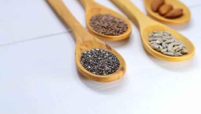 Modul corect în care se folosesc seminţele de chia pentru topirea grăsimilor din corp