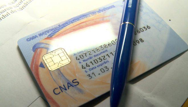 Cardul de sănătate redevine obligatoriu de la 1 iulie, cu două excepţii