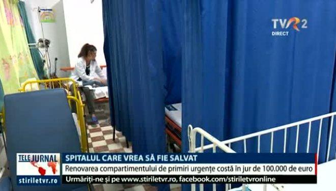 Pentru renovarea compartimentului de primiri urgențe de la Institutul pentru Sănătatea Mamei şi Copilului este nevoie de 100 de mii de euro