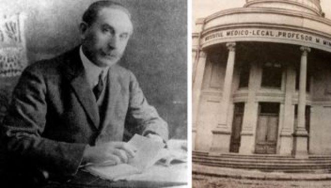 SPECIAL Mina Minovici. De ce a distrus Ceauşescu institutul creat de unul dintre cei mai apreciaţi medici legişti din lume