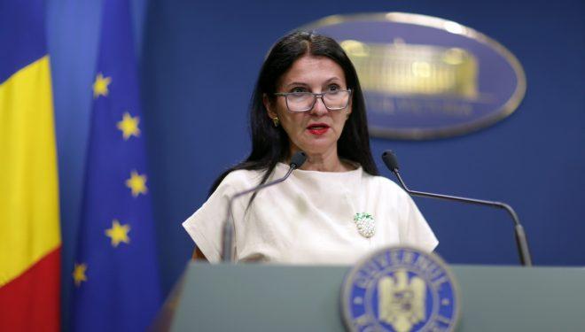 Sorina Pintea, demisă după moţiune, îi spune viitorului ministru al Sănătăţii ce trebuie să facă