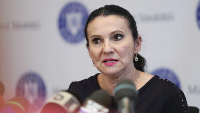 Sorina Pintea, legat de amânarea examenului de Rezidențiat: Nu a fost o manevră politică