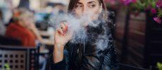Evali, noua afecţiune indusă de ţigara electronică. Care sunt simptomele