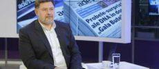 """Prof.dr. Alexandru Rafila: """"Raportăm de zece ori mai puţine infecţii intraspitaliceşti decât media UE"""""""