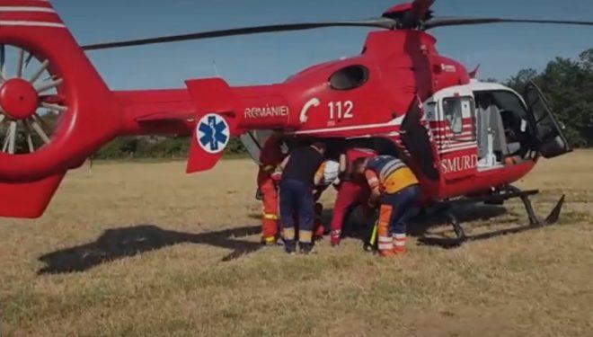 Pintea, despre femeia transferată cu elicopterul SMURD, după cezariană: A depășit competența