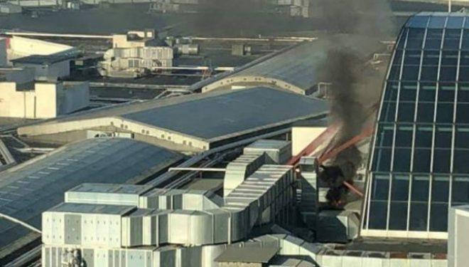 Incendiu AFI Cotroceni. Cum afectează fumul unui incendiu plămânii
