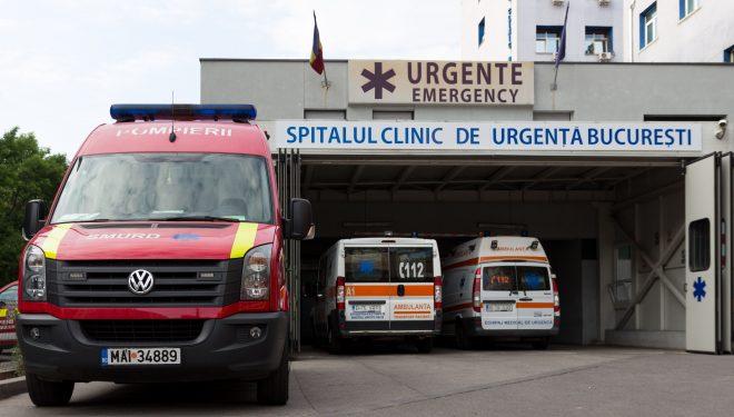 A fost deschis dosar penal în cazul celui de-al doilea pacient ars într-o sală de operații de la Spitalul Floreasca