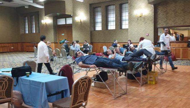Angajaţii grupului Digi | RCS & RDS donează din nou sânge