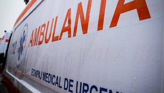 Un bărbat care a venit la Spitalul din Alba Iulia cu durere de gât a murit la urgenţă. Camerele video au surprins intervenţia medicilor