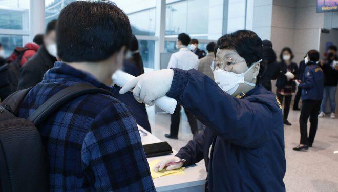 O persoană venită din China, controlată de autoritățile medicale din Olt abia după două săptămâni