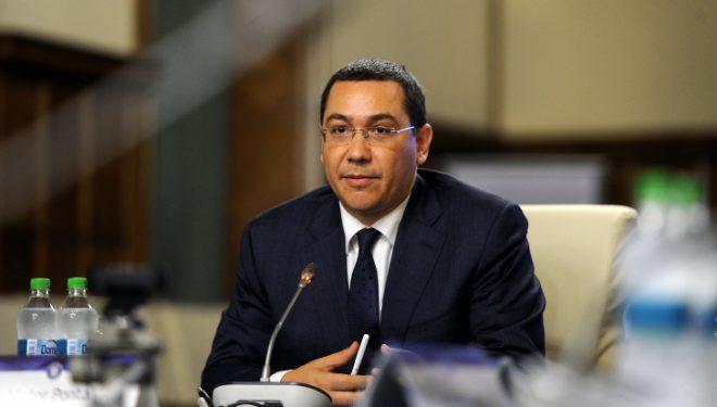 Ponta: Dacă vreun ministru din guvernul meu dădea mailul pe care l-a dat Costache îl aresta DNA din ședința de guvern