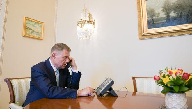 Klaus Iohannis, mesaj pentru managerii de spitale: Asigurați protejarea medicilor. Testarea lor trebuie să fie o prioritate