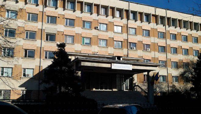 Două cazuri de coronavirus la Spitalul Militar Foșcani. Clădirea se va închide pentru 48 de ore