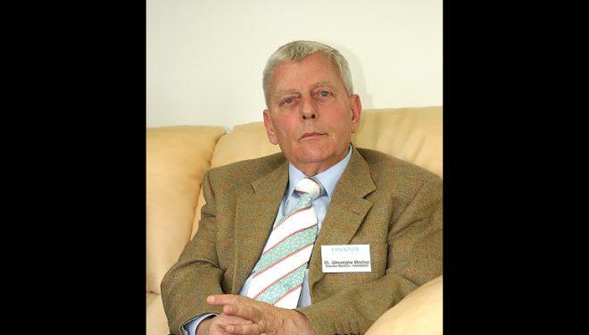 Dr. Gheorghe Meclea, pionier al ecografiei în medicina românească, a încetat din viață