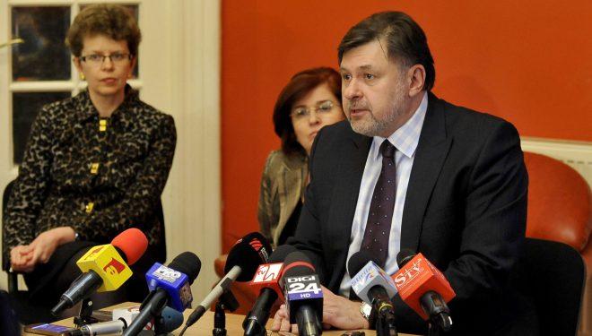 Alexandru Rafila: Dezinfectarea nu trebuie să devină o obsesie!