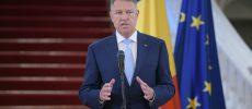 Klaus Iohannis: România va trimite o echipă de medici şi asistenţi medicali în Italia