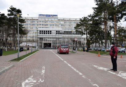 """Coordonatorul militar al Spitalului Județean Suceava: """"O parte din cadrele medicale refuzau să poarte echipamente de protecție"""""""